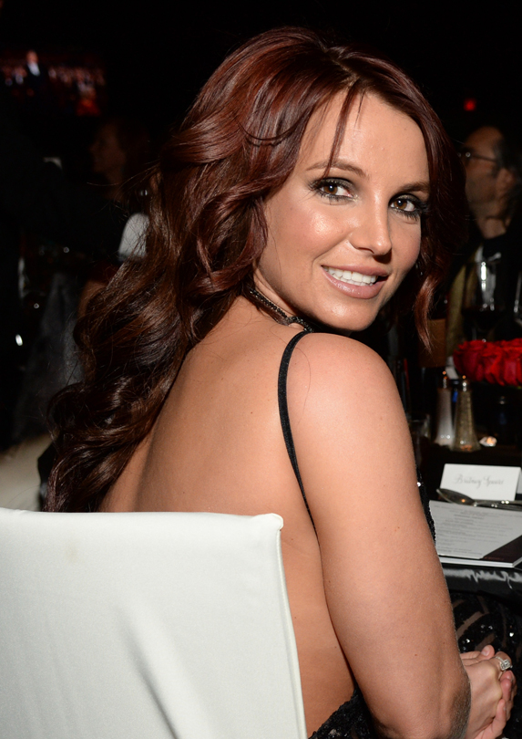 Before: Britney Spears