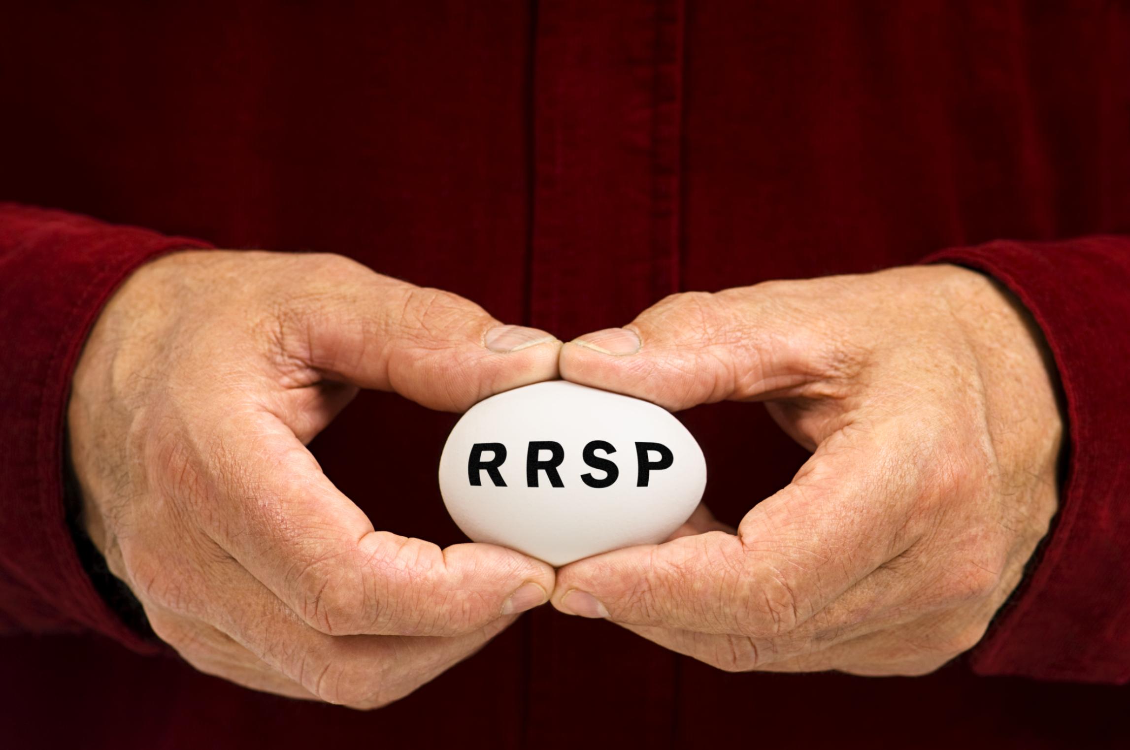 Start an RRSP now