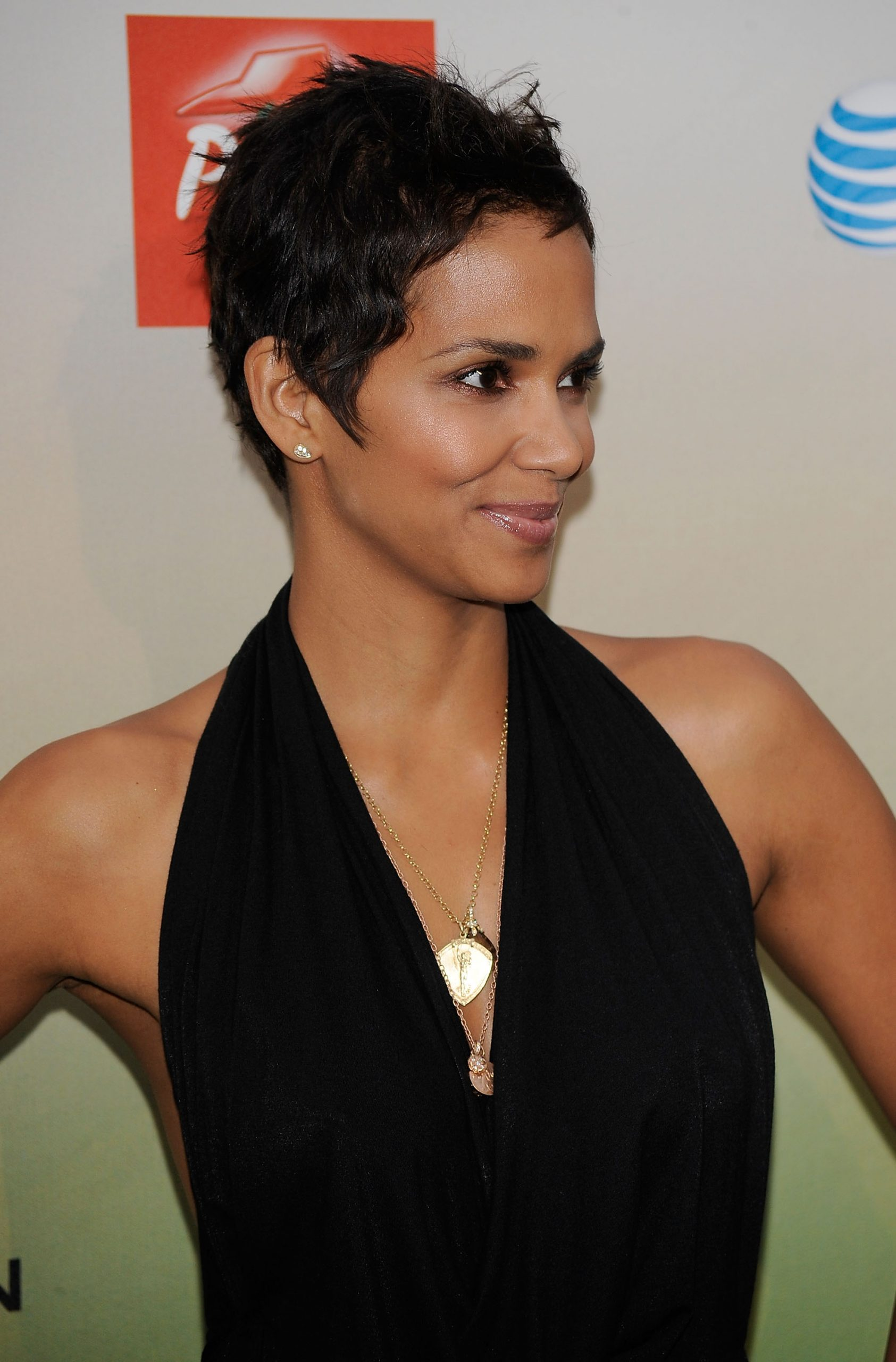 After: Halle Berry