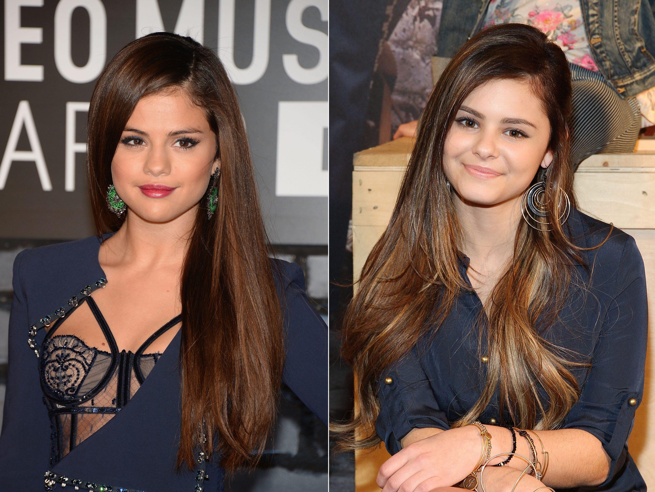 Selena Gomez and Jacquie Lee