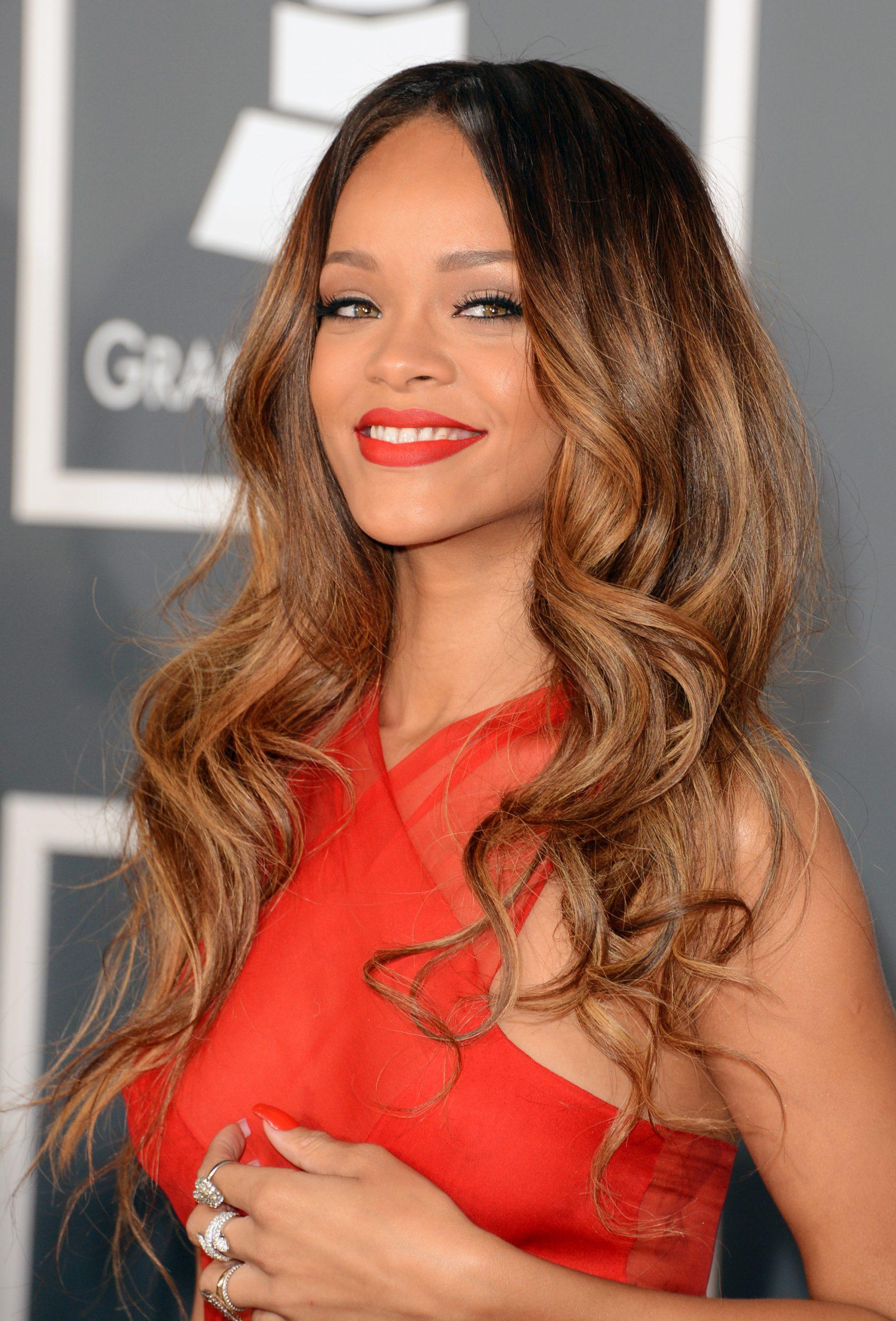 Before: Rihanna