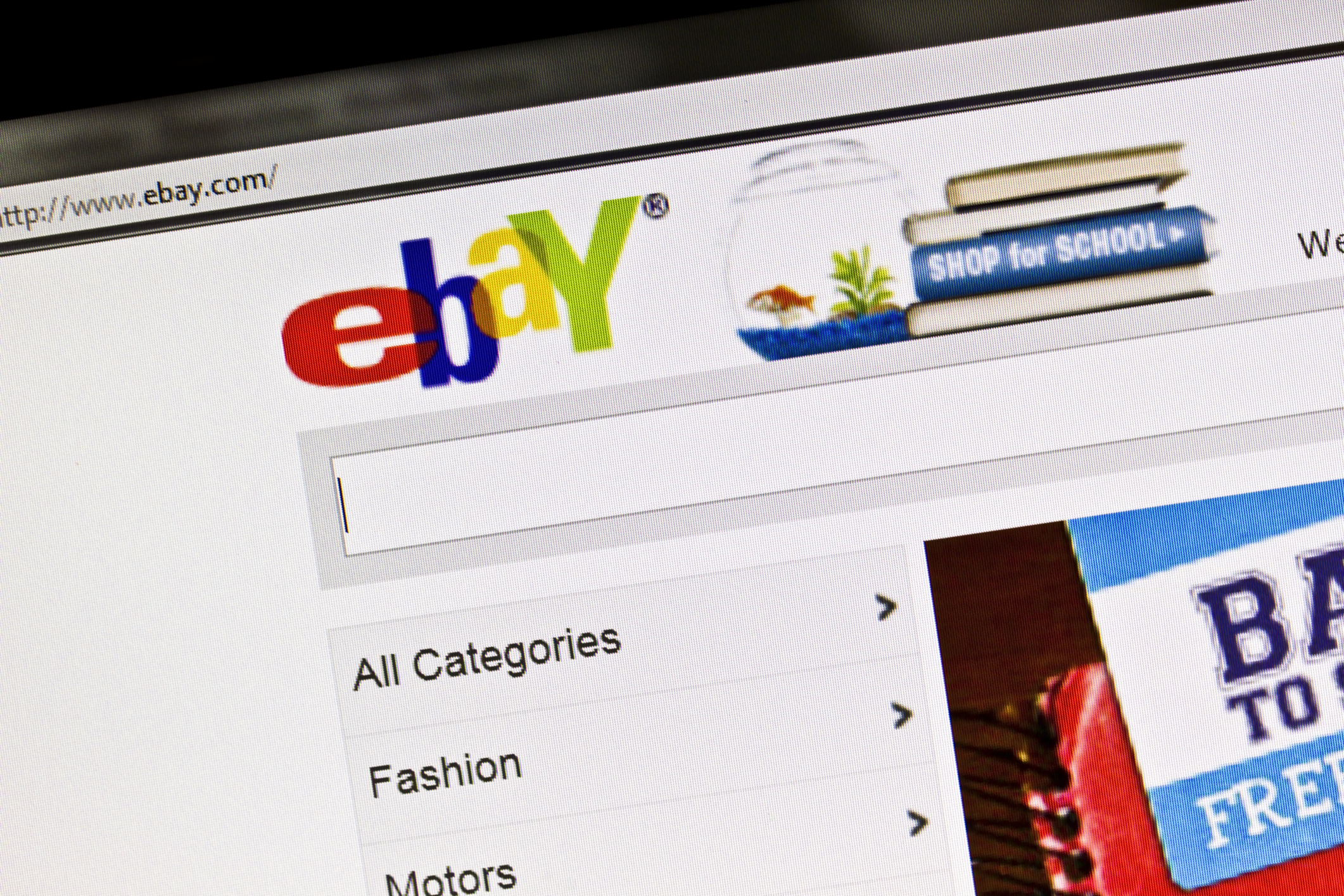 Sell your junk online