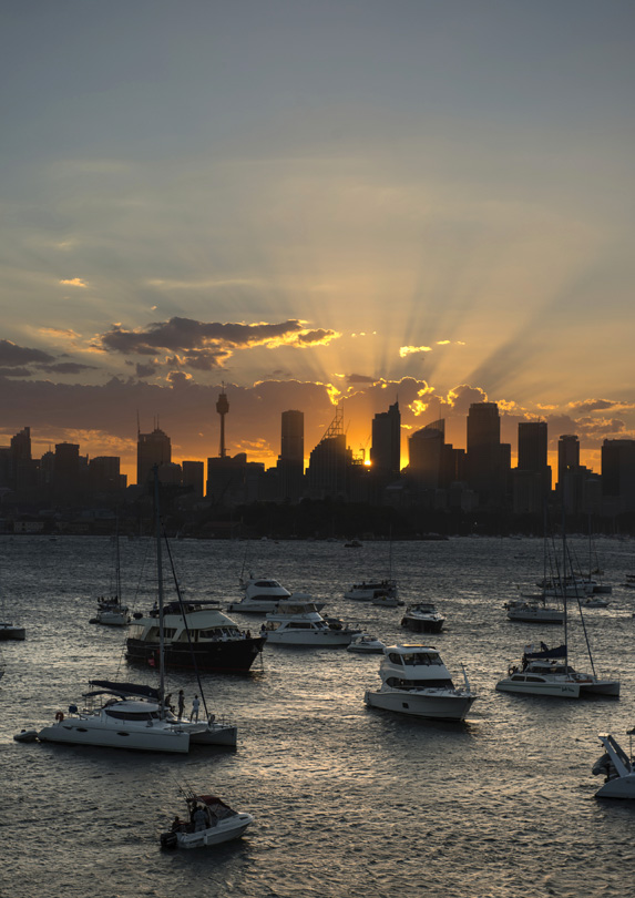 Sydney Harbour, Sydney, NSW