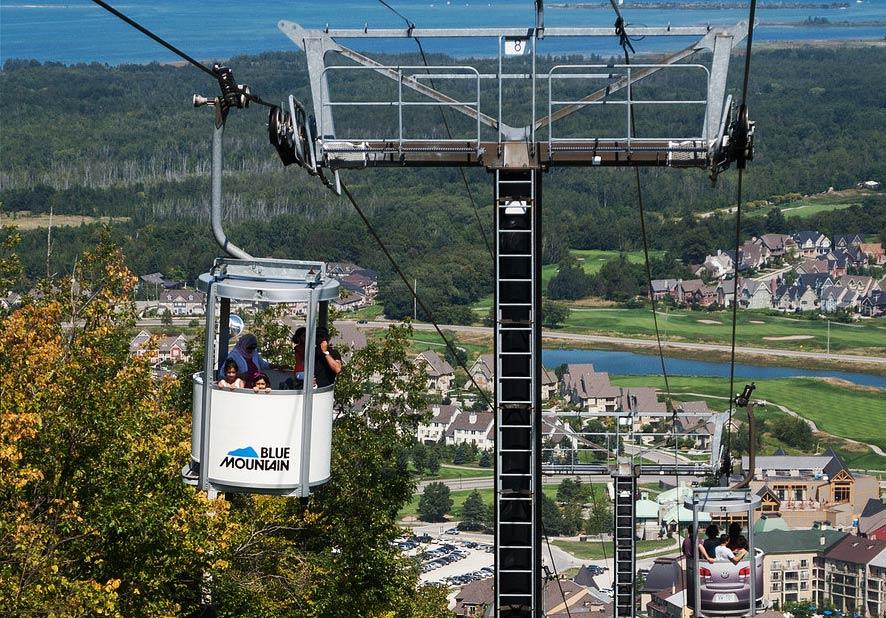 10. Go Sightseeing in an Open-Air Gondola