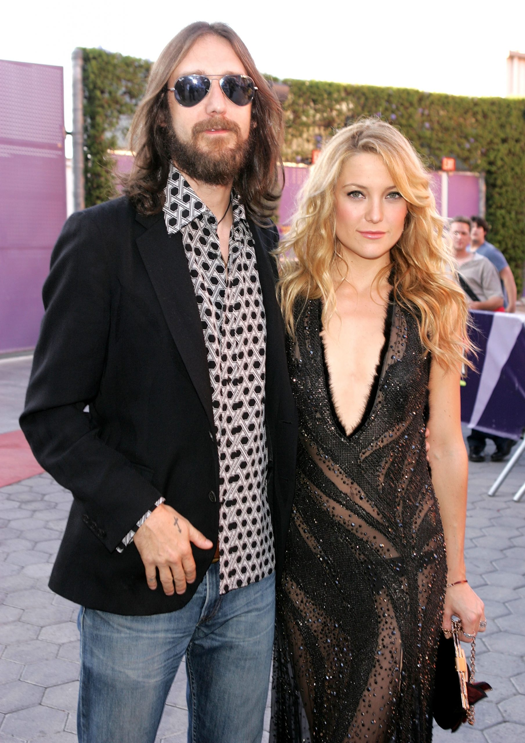 Chris Robinson and Kate Hudson still friends