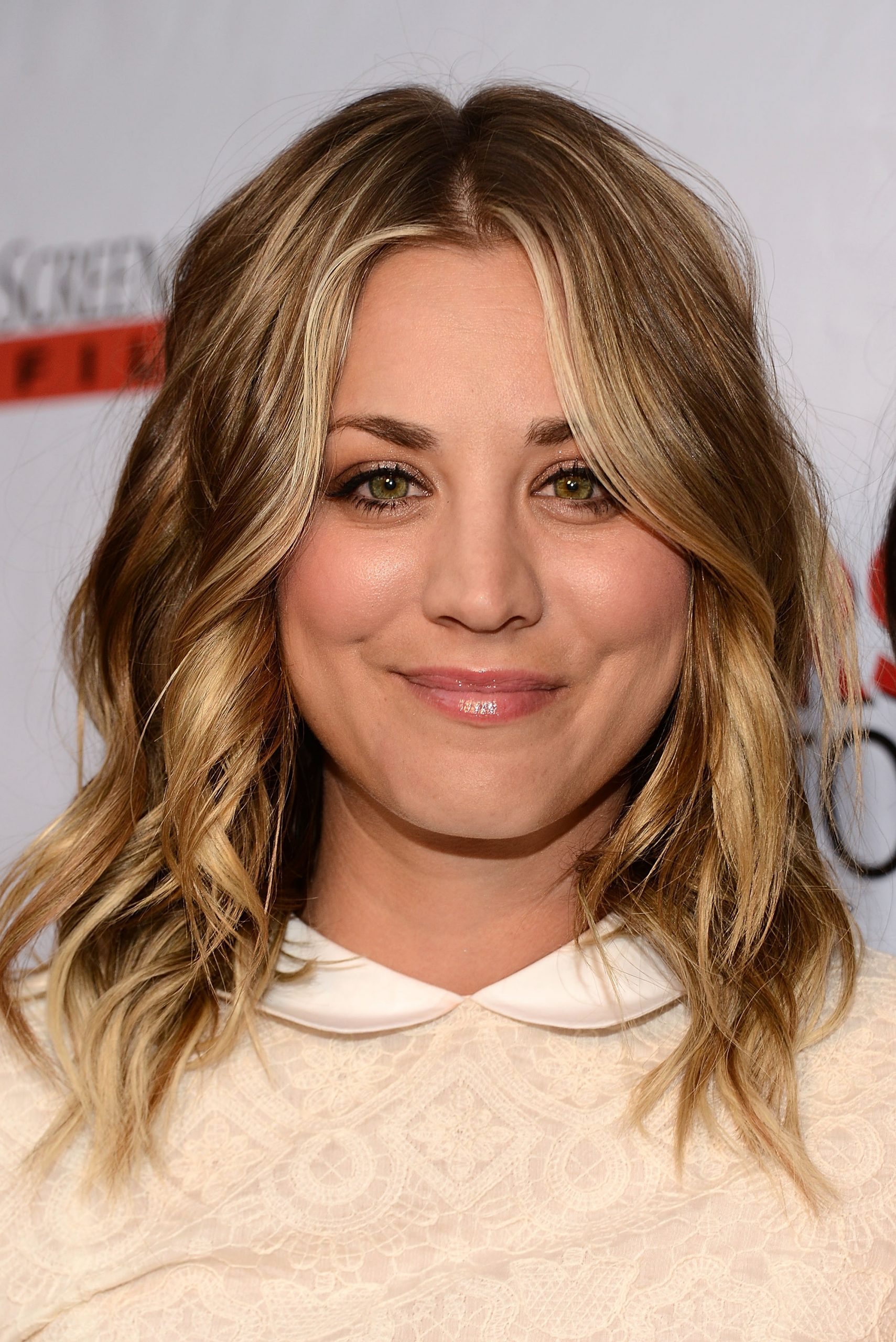 After: Kaley Cuoco