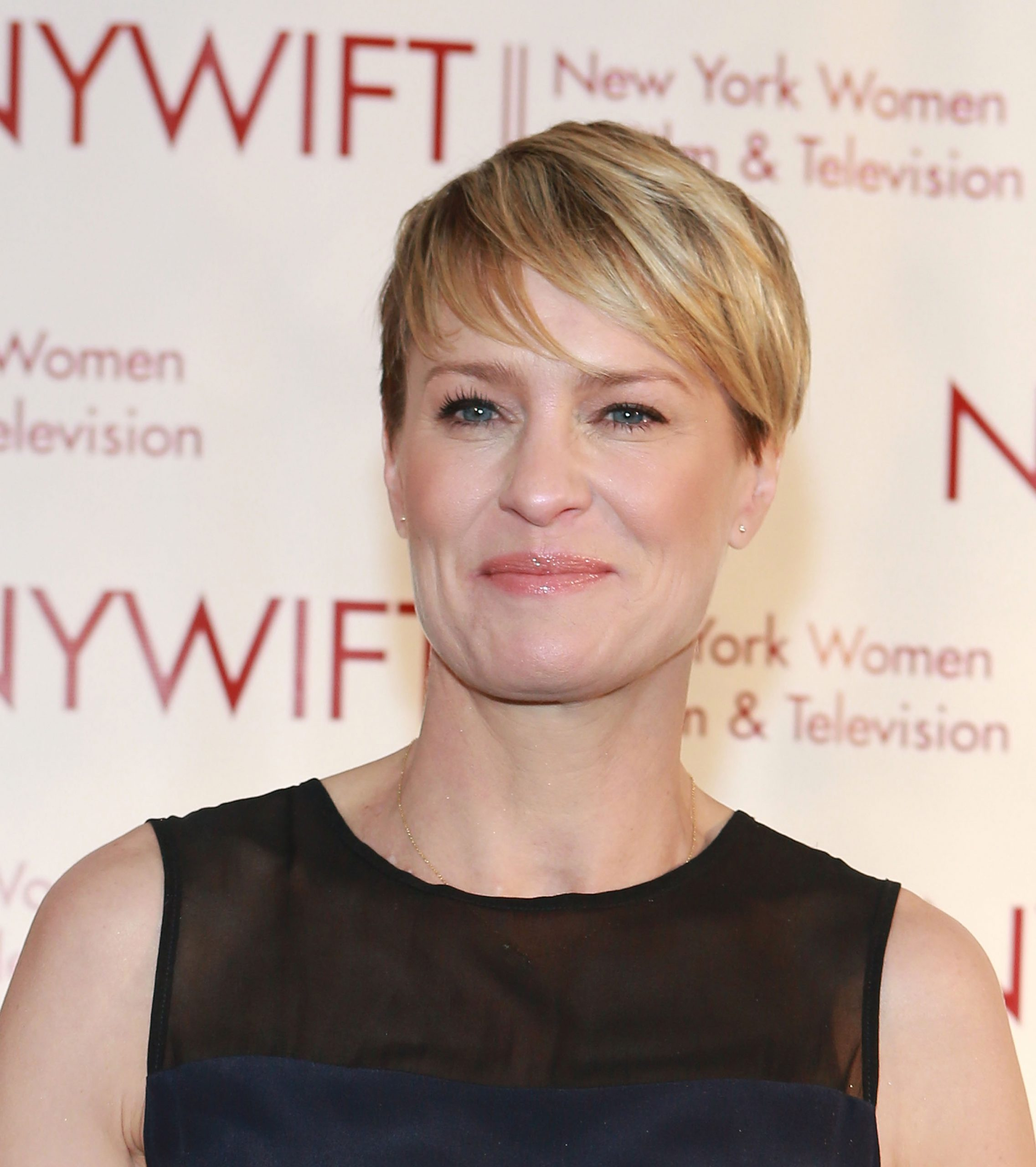 After: Robin Wright