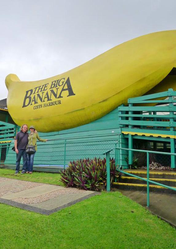 Big Banana, Coffs Harbour, NSW