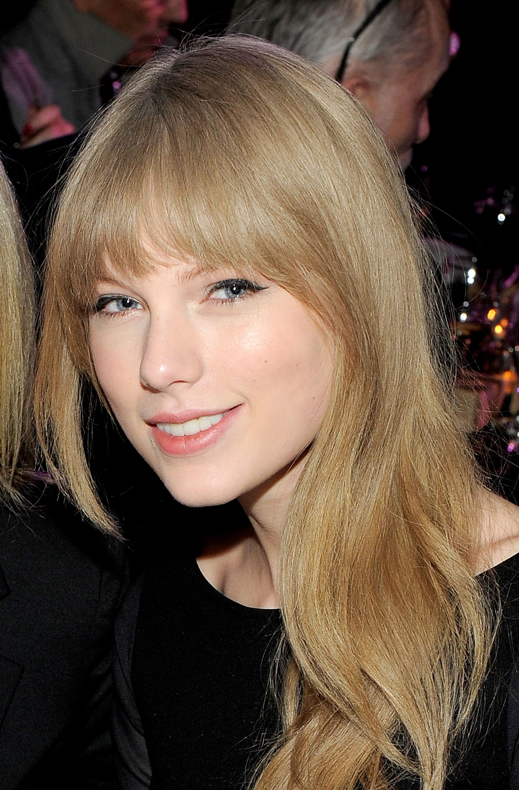 Before: Taylor Swift