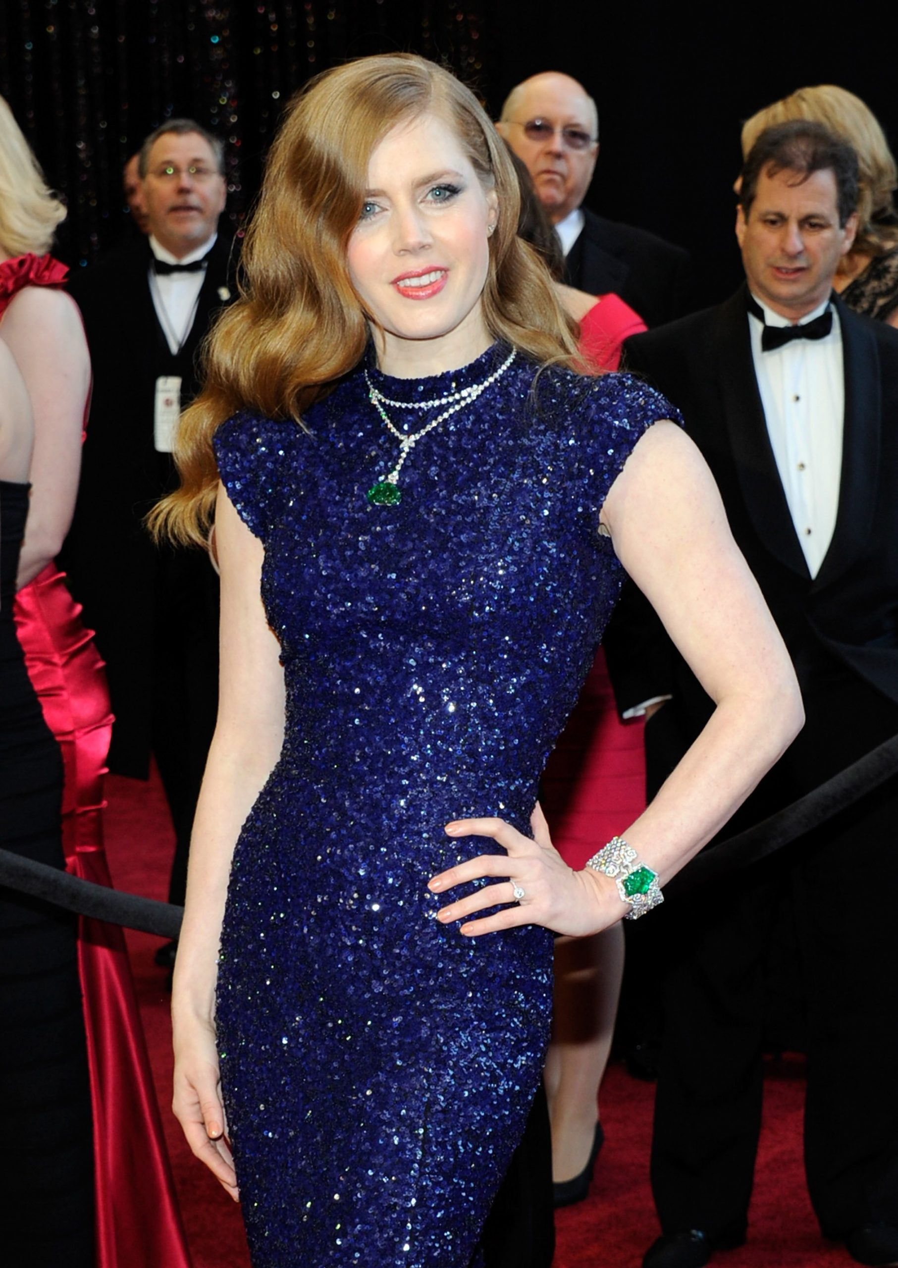 Amy Adams Oscars in 2011