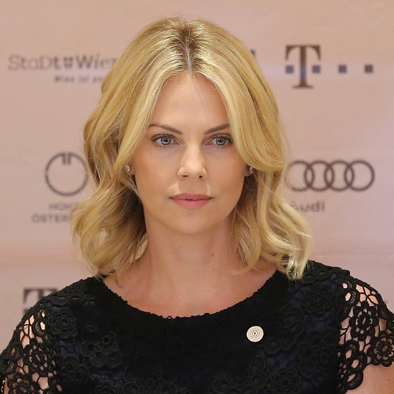 Before: Charlize Theron