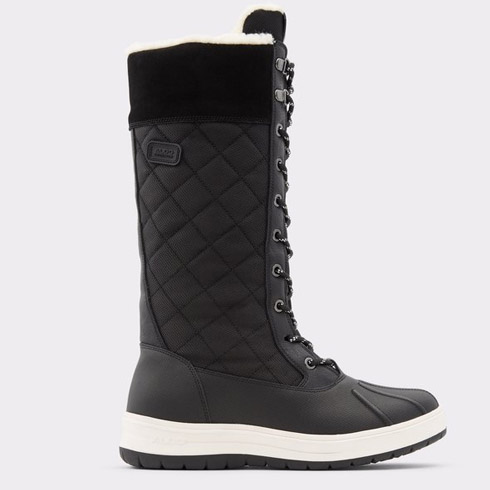 Cozy knee high boots available at Aldo winter 2020