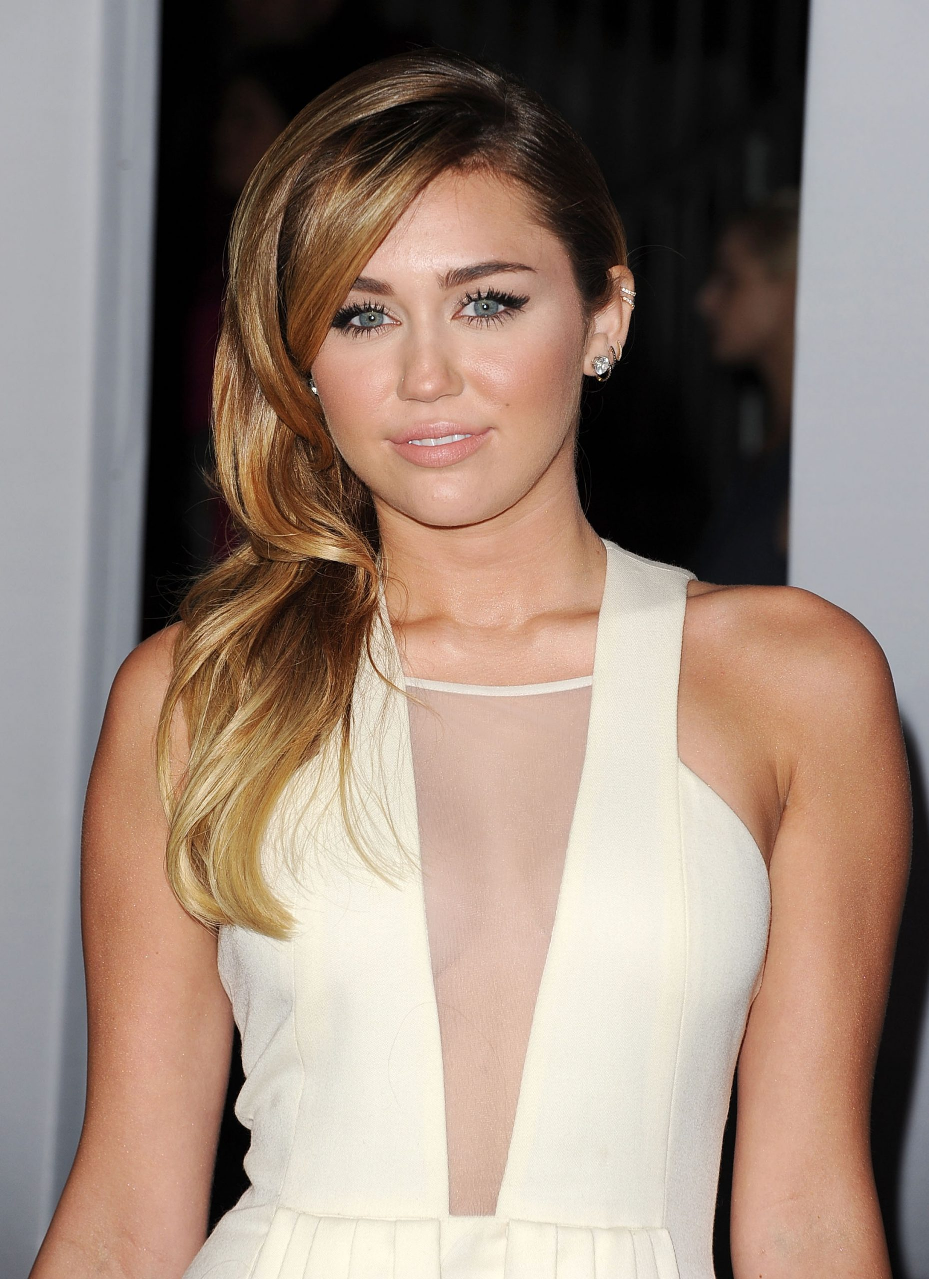 Before: Miley Cyrus
