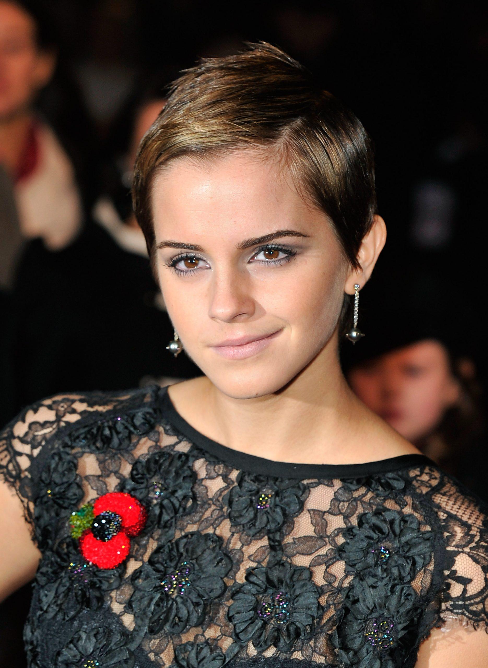 After: Emma Watson