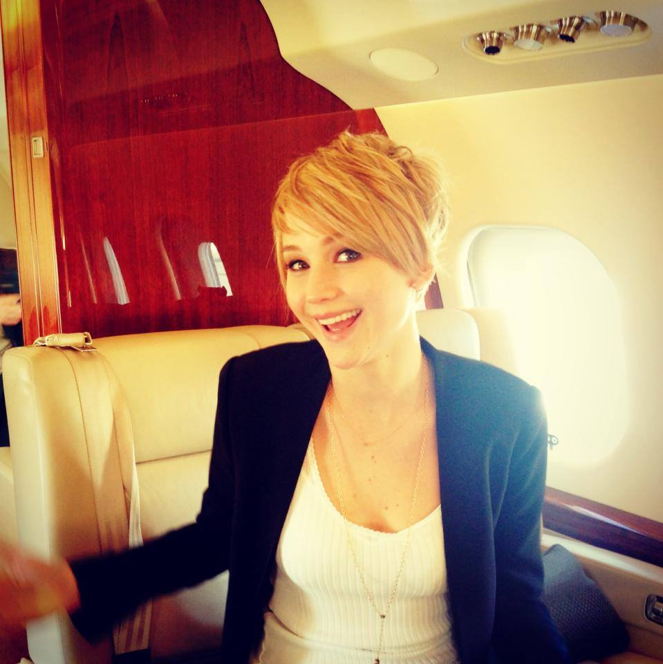 The 15 Best Ways Jennifer Lawrence Has Styled Her Pixie Hair Slice