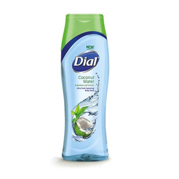 Dial Coconut Water and Bamboo Leaf Extract Hydrating Body Wash
