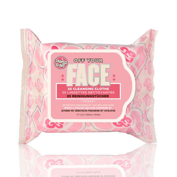 Soap and Glory Off Your Face Cleansing Cloths