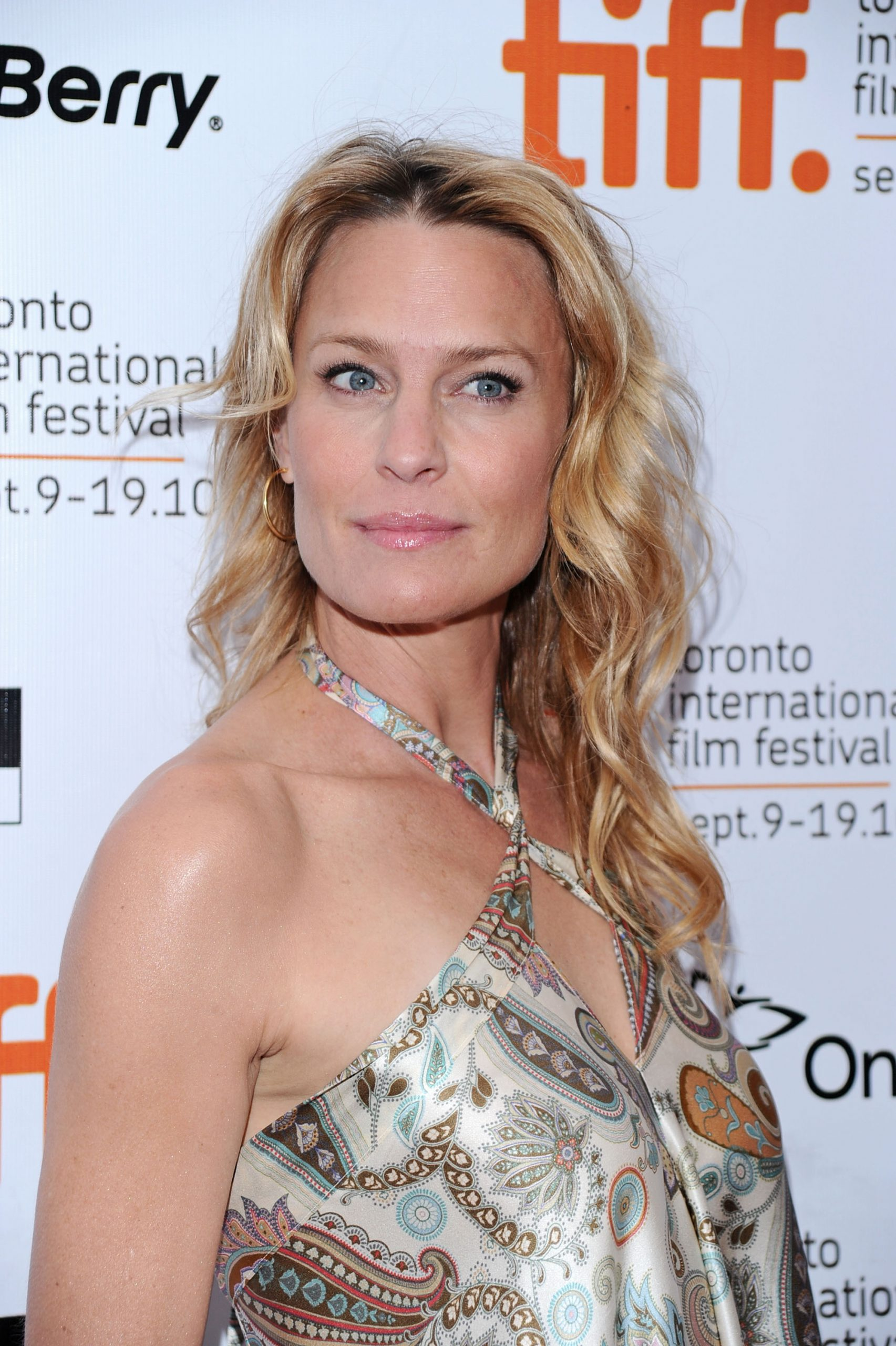 Before: Robin Wright
