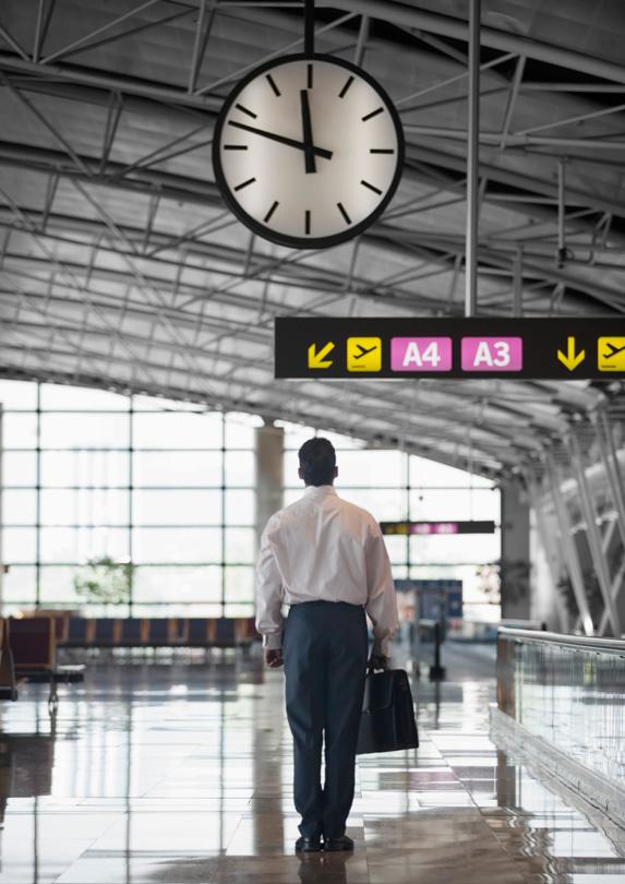 Secret Language of Flight Attendants