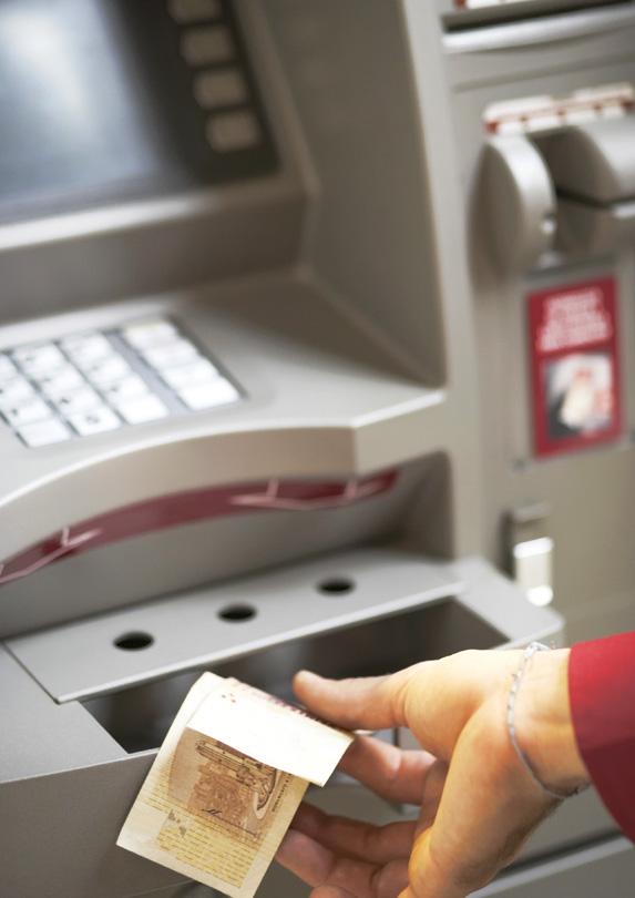 3. Use a Global Bank