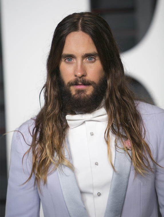 Before: Jared Leto