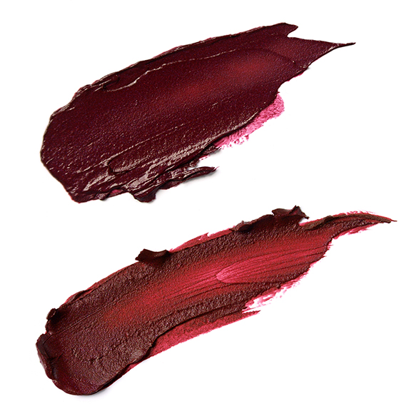 Mistake #8: Wearing lip colour in a shade that's too dark for you