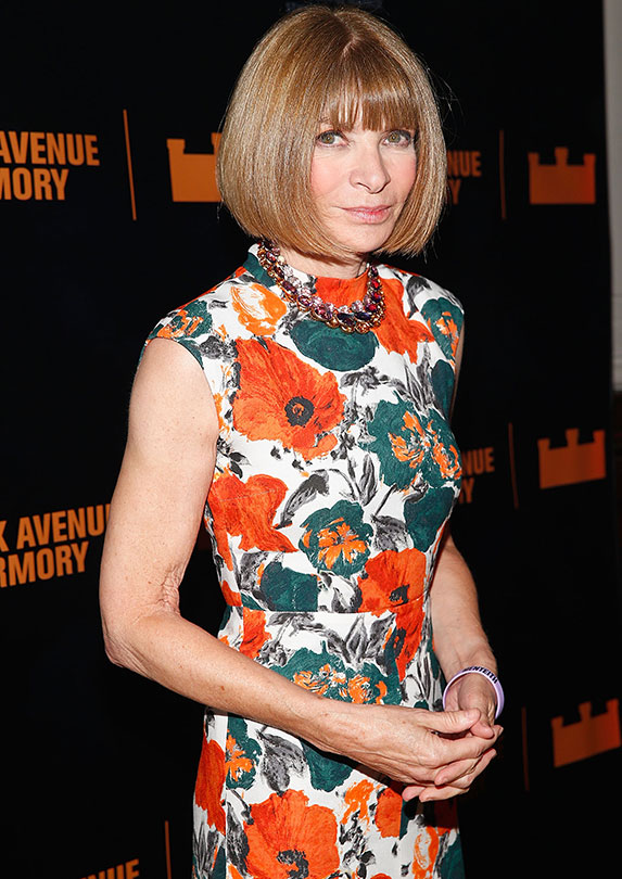 Anna Wintour on fashion