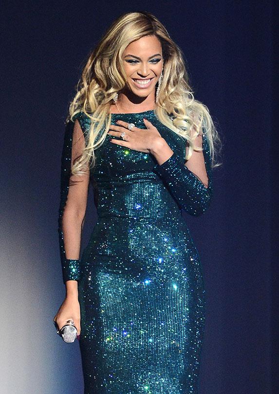 Beyonce on fashion