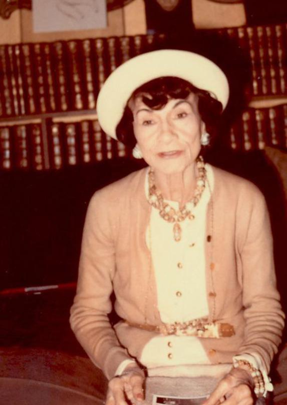 Coco Chanel on fashion