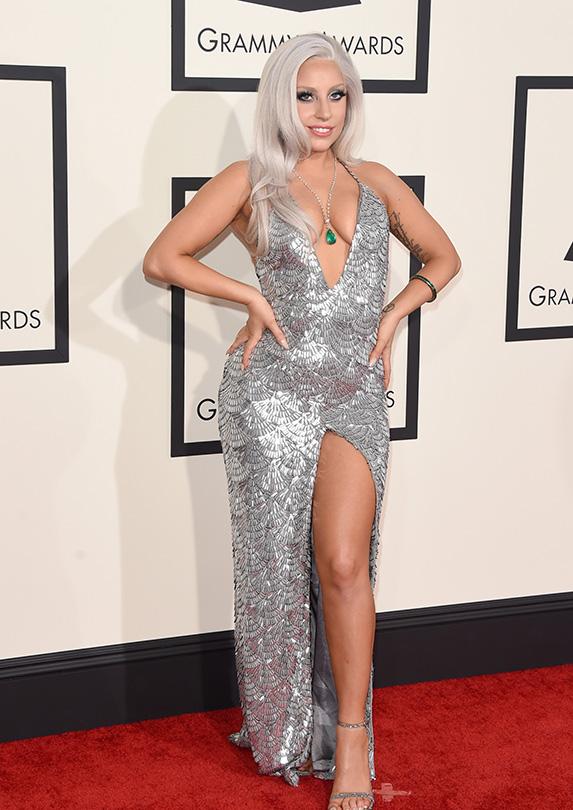 Lady Gaga on fashion