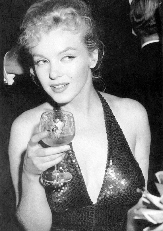 Marilyn Monroe on fashion