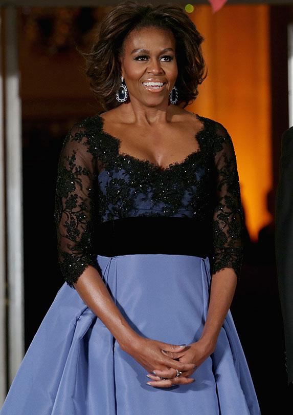 Michelle Obama on fashion