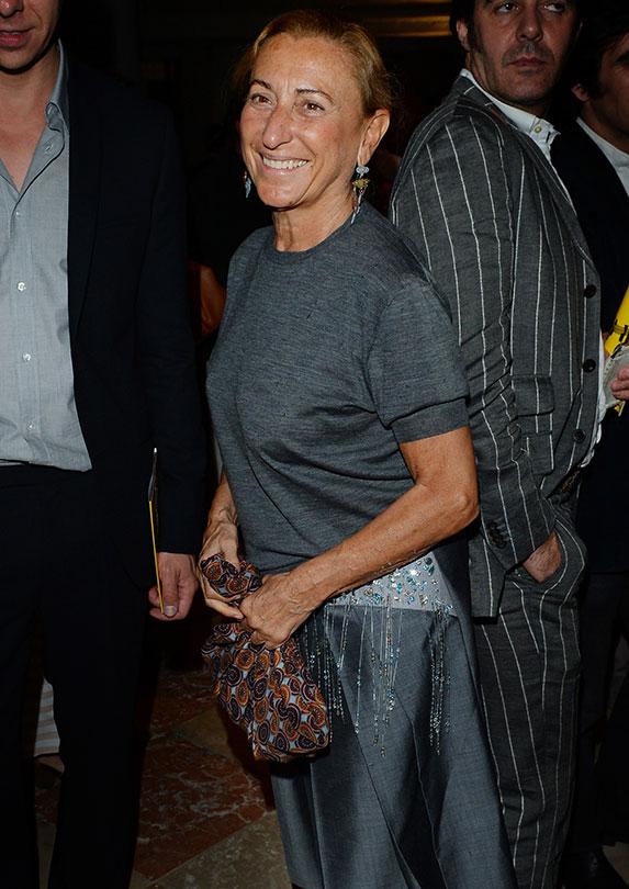 Miucca Prada on fashion