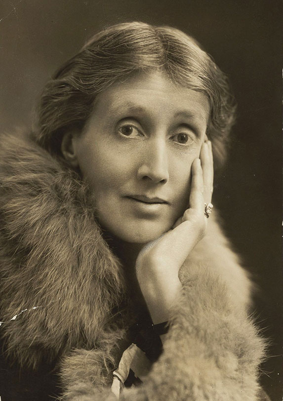 Virginia Woolf on fashion