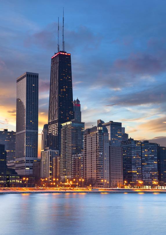16. Chicago, IL