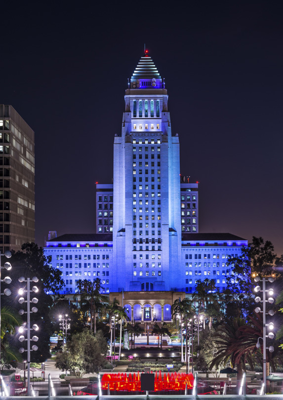 17. Los Angeles, CA