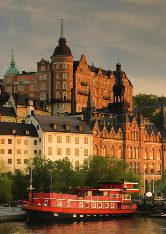 4. Stockholm, Sweden