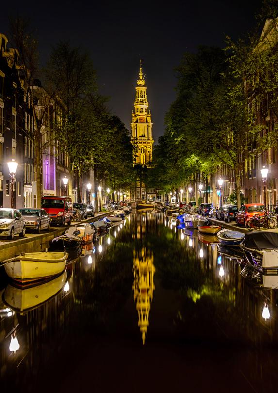 5. Amsterdam, The Netherlands