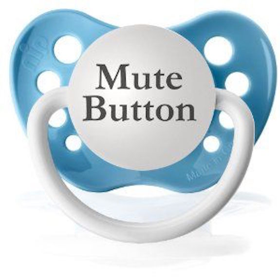Just hit mute