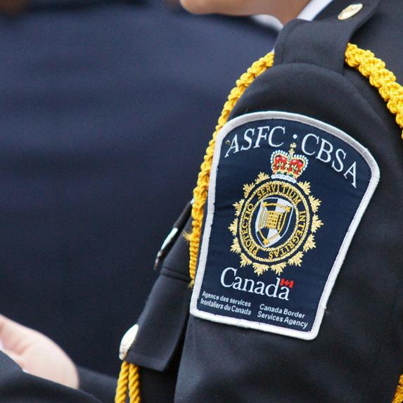 boarder officer badge