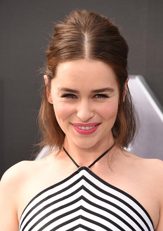 After: Emilia Clarke