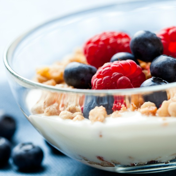 You're more likely to have a healthy breakfast