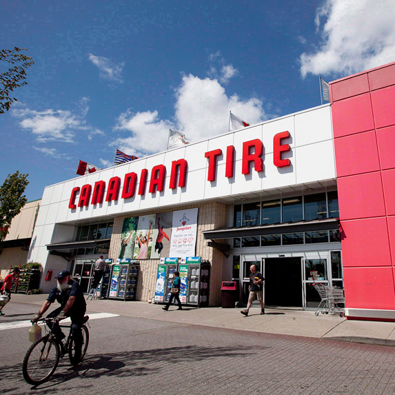 Canadian Tire price match policy