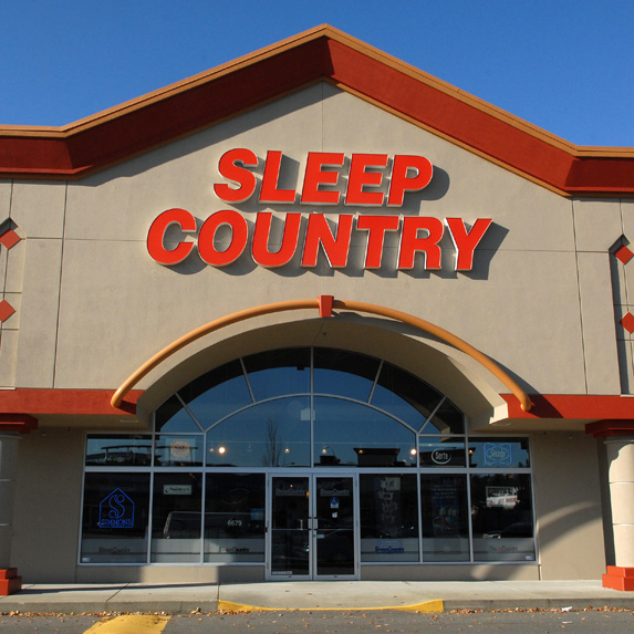 Sleep Country Canada price match policy