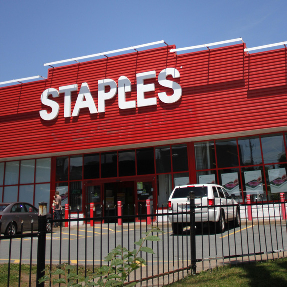 Staples price match policy