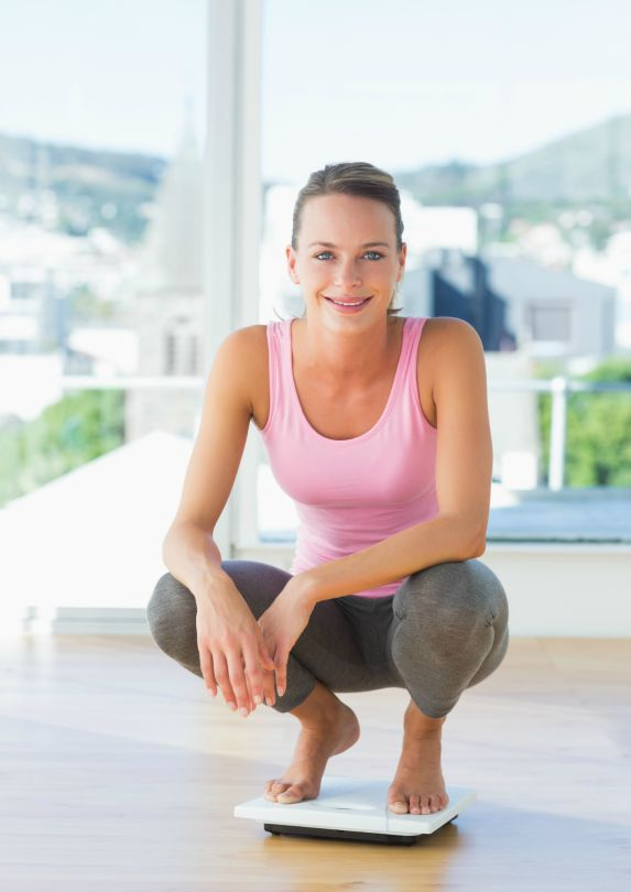 It's about diet and exercise – they work together