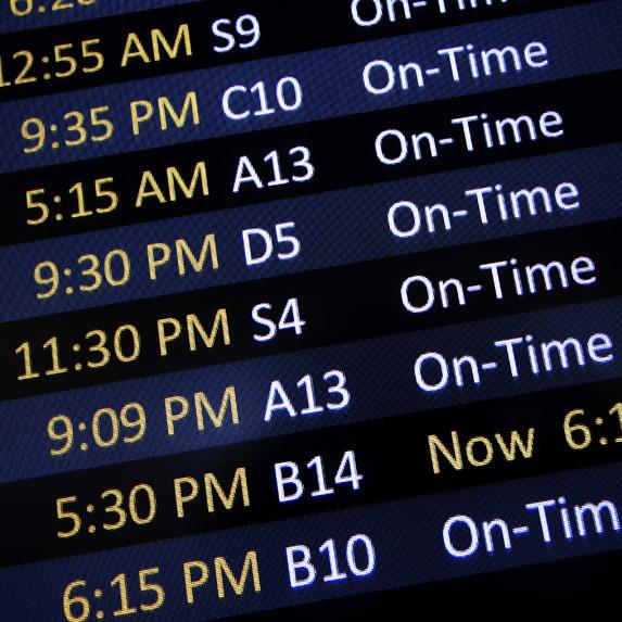 pilots can't delay a flight