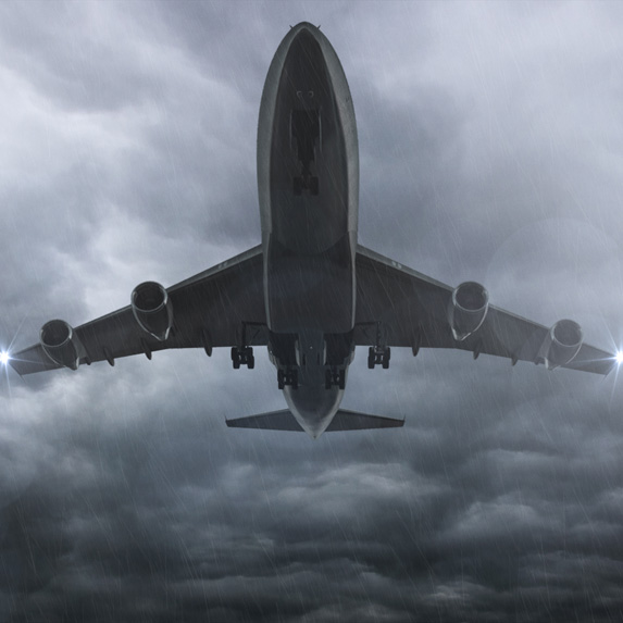pilot secret about landing bumpy