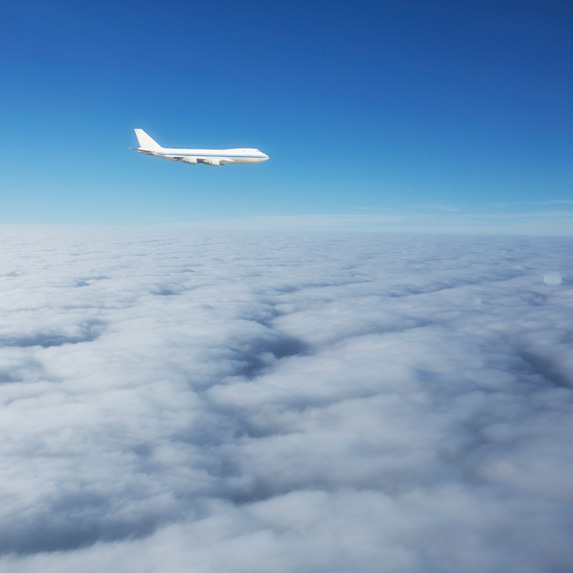 facts about passenger jets in flight