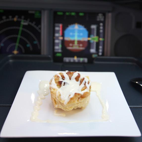 pilot secrets: eat different meals